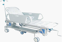 NH37-200A Luxury transport stretcher cart patient transfer medical stretcher emergency patient bed