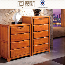China High-End solid wood living room furniture, Africa style walnut wood living room furniture wooden shoe rack
