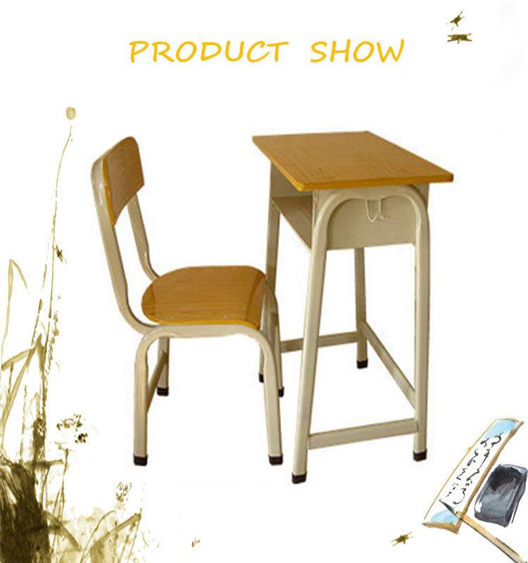Superieur High Quality Plastic Student Desk Standard Size Of School Desk Chair ...