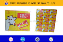 10g*60*24HALAL SEASONING BEEF/FISH TOMATO CHICKEN CUBE BOUILLON CUBE (SUPPLY CREDIT SALE AND ALIBABA CREDIT CARD SERVICE)