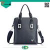 Custom High quality business man shoulder bag men briefcase