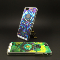 Custom UV Print PC Hard Back Case TPU Slicon Soft Case Cover for iphone5/6/6 plus and Smaung Case