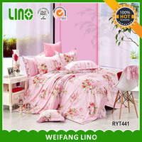Good supplier latest bed sheet designs/egyptian textile companies/fitted bed sheet