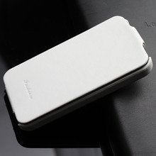 Radiation-free Luxury PU leather Flip case for iPhone 4 / 4s / 5 s/Magnet clip