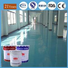 Water Based Epoxy concrete Floor Seal Primer paint