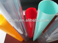 PVC Transparent Colored Sheets in roll