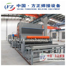 Pneumatic wire mesh fence/mesh panel/wire mesh product welding machine