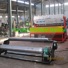 wire mesh welded machine