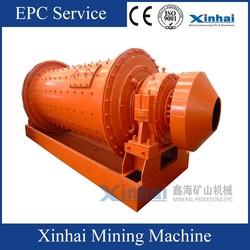 Grinding Equipment 18KW - 800KW Ball Milling Machine , Small Ball Mill Price