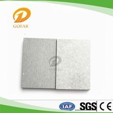 Environmental Partition glass fiber reinforced concrete floors