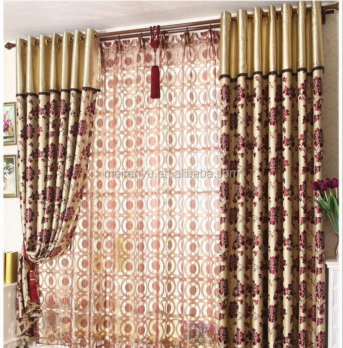 Fresh rideau design salon id es de conception de rideaux - Rideau salon design ...