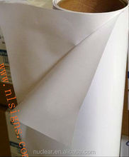 white low tack vinyl from china