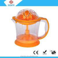automatic electric fruit press citrus juicer