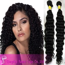 Factory cheap price deep wave 100% human products best quality brazilian virgin hair wefts