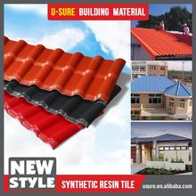 Hot sale synthetic resin roof vegetable warehouse