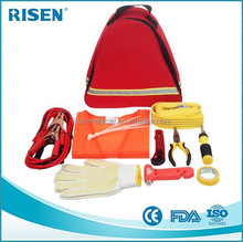Premium auto first aid kit/Car emergency kit/Road assistant kit