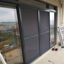 Magic Security Window Screen & door Screen/ Bullet proof mosquito net screen (crimsafe anti-cut)