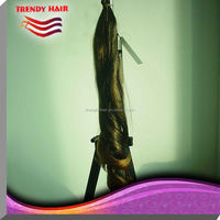 high quality different types of synthetic hair