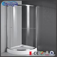 japanese shower room aluminium frame aqua glass small shower enclosures