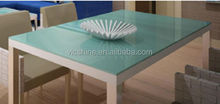 furniture painted glass/Colorful and durable back Painted furniture Glass with 3C/CE/ISO