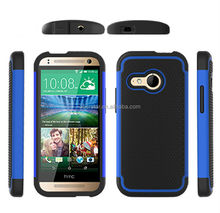 Mobile phone case For HTC M8 mini cover Ball pattern armor shock proof case