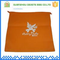 Modern cheap non woven drawsting bag online shopping
