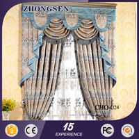 European style electric quilted curtain patterns