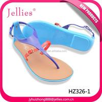 New Design PVC Sandals Shoes