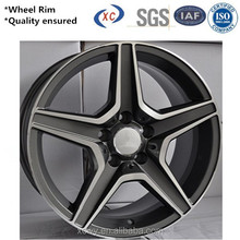 Replica split rim wheel 15x6j wheel rim 4x4 car wheel rim protector