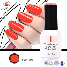 fashion salon professional 15ml shining one step gels nails polish