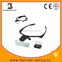 Headband Magnifier Glass with LED Lights (BM-MG3014)