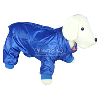Fashion pet raincoat for dog spring and summer