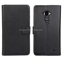 magnetic Leathe slot wallet Cover stand Flip Case For LG G FLEX