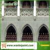 inorganic straw wall paint/natural building materials