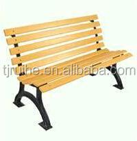 WPC outdoor Environmental Benches