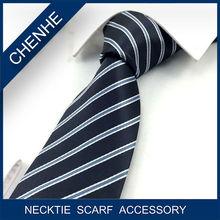Italian Fashion Black Slim Custom Made Cheap Wholesale Jacquard Woven Mens Silk Tie