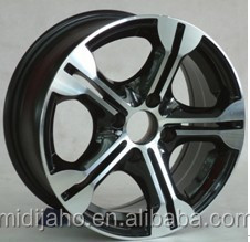 Alloy Wheel with SIZE 14X6.0jj h/pcd 5x100 ET 25