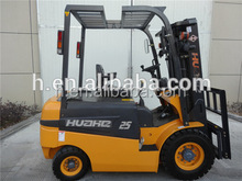 2.5ton used Toyota forklift, electric forklift truck 2.5ton, new very cheap forklift, hot!!!