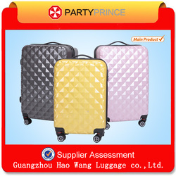2015 ABS+PC Teenagers Suitcase Cheap Trolley Luggage Suitcase Suitcase Cute Luggage 20 inch