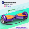 Factory Price Two Wheels Self Balancing Scooter smart balance electric scooter