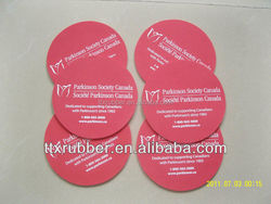 ab coaster jar opener material drip mat drink mat drink coaster cup mat,coaster,promotion coaster cup pad cup coaster
