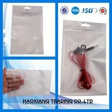 white self seal plastic bags shenzhen