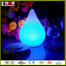 Fashionable Wireless LED Table Lamp/LED Night Lamp For Party Table Decoration In Wholesale