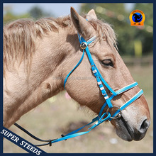 Hot selling top quality Strong PVC Horse Racing Bridle with cold-resistant