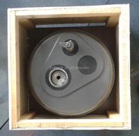 TA60 TA50 helical gearbox gearmotor speed reducer