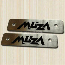 China supplier custom engraved plaques for European countries
