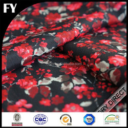 Fatory direct price high quality digital printed cotton twill fabric from china
