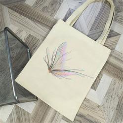Eco High Quality Cheap Custom Girl's Trendy Tote Bags
