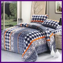 quilt bed cover fleece bedsheet hot sale