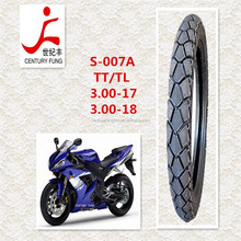 300-18 china wholesale natural rubber best quality motorcycle tires/scooter tire